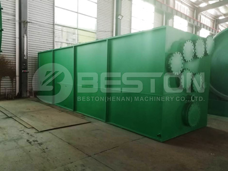 Beston Tyre Pyrolysis Plant to The Philippines