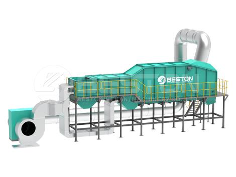 Máquina de separación de aire integral