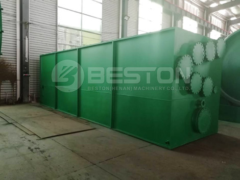 Pyrolysis Plant Shipped to the Philippines