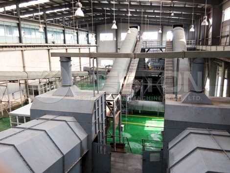 Solid Waste Management Plant