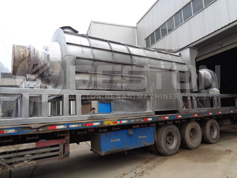 Charcoal Machine For Delivery