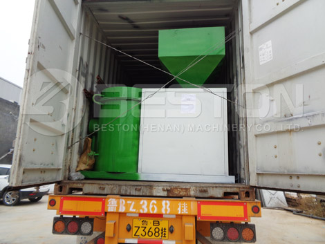 Spare Parts in Container