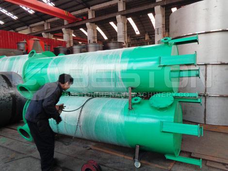 Beston Carbonization Plant To Spain