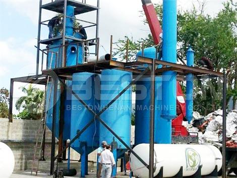 Distillation Plant In Dominica