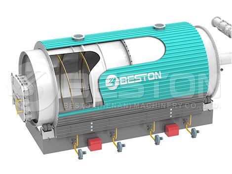 Reaktor Pirolisis