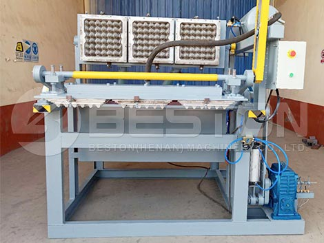 BTF-1-3 Egg Tray Machine For Sale