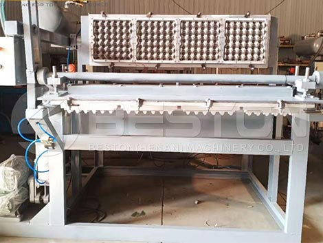 BTF-1-4 Egg Tray Machine For Sale