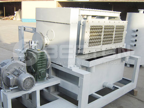 BTF-3-4 Egg Tray Machine For Sale
