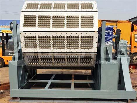 BTF-5-12 Egg Tray Making Machine