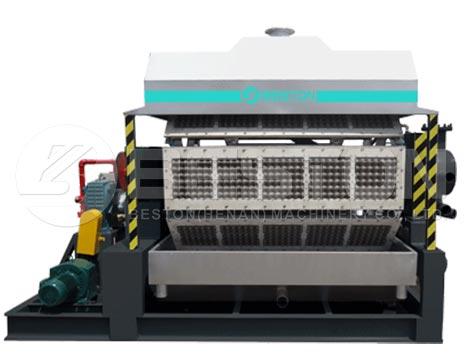 Machine à plateau d'oeufs BTF5-8