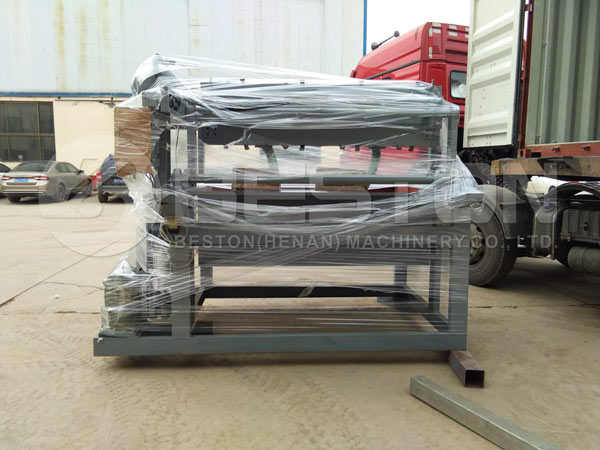 Egg Tray Machine Will Be Installed in Sudan