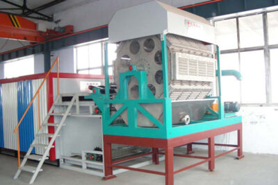Characteristics of Full Automatic Egg Tray Machine