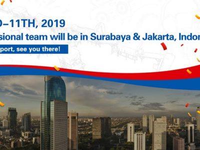 Хорошие новости: Beston посетит Индонезию в марте 2019 года