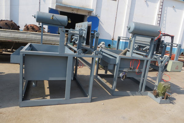 Maintenance of Egg Tray Making Machine