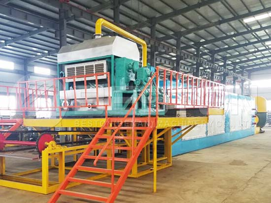 Multi-layer Metal Drying Machine