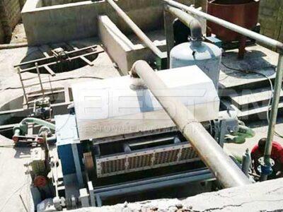Máquina de fazer bandejas de ovos de papel: a máquina de embalagem de alimentos tende a ser mais eficiente em termos de energia