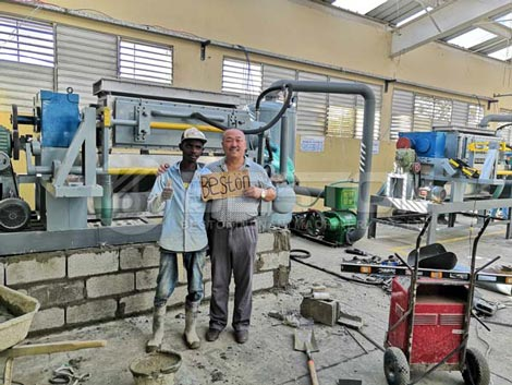 Pulp Moulding Machine In Dominica