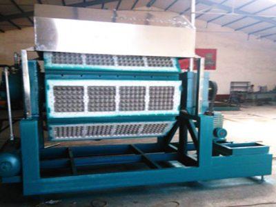 Como distinguir a qualidade da máquina de fabricação de bandejas de ovos de papel?