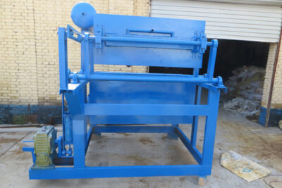 How to Prolong the Service Life of Small Paper Egg Tray Making Machine