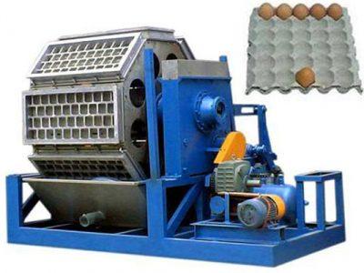 As vantagens dos produtos de molde de polpa de papel da máquina de fazer bandejas de ovos