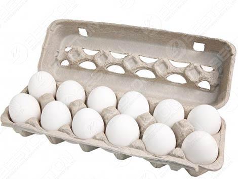 Cartone per uova a 12 fori