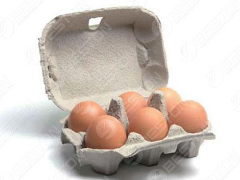 6 caixa de ovos