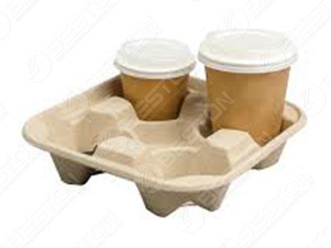 صينية فنجان القهوة