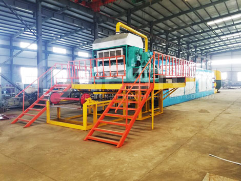 Multi-layer Metal Drying Line