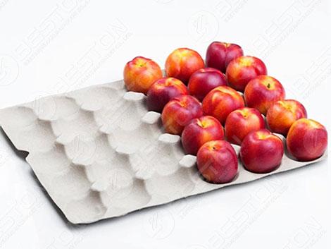 صينية تفاح ورقية