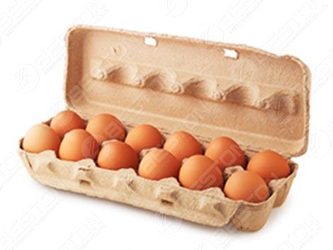 Коробка с 12 яйцами