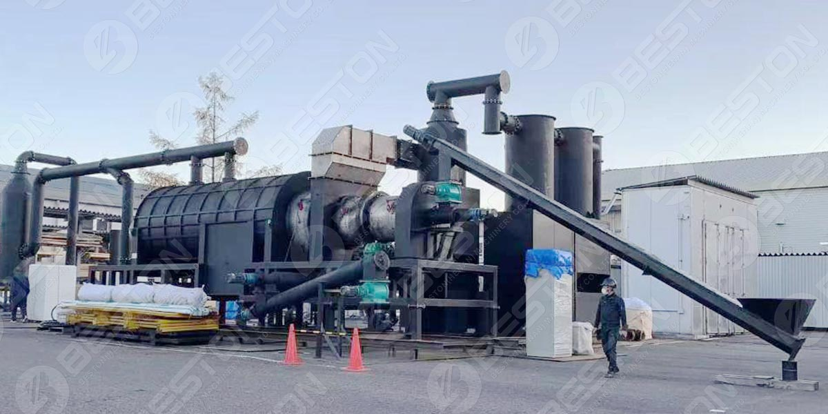 Charcoal Making Machine With Competitive Price