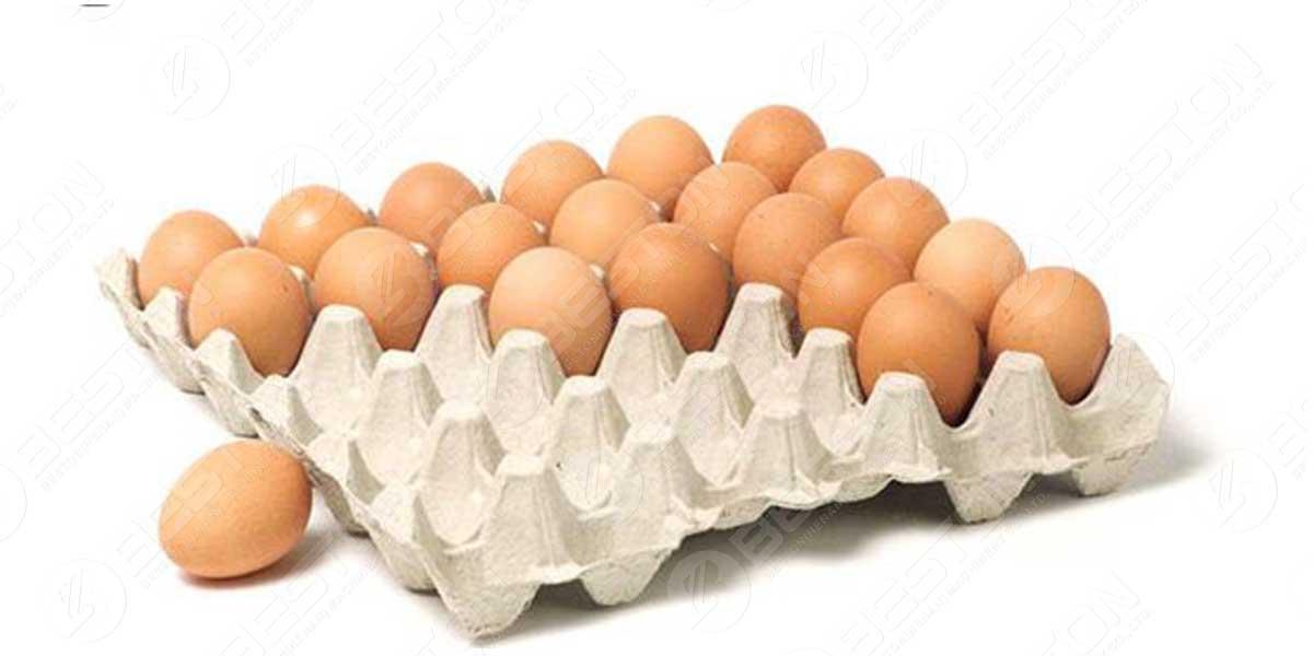 30 Holes Paper Egg Tray