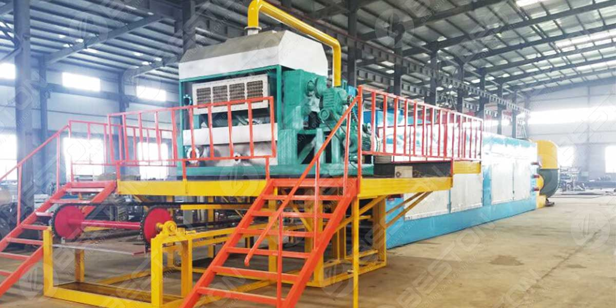 6 Layer Metal Drying Line
