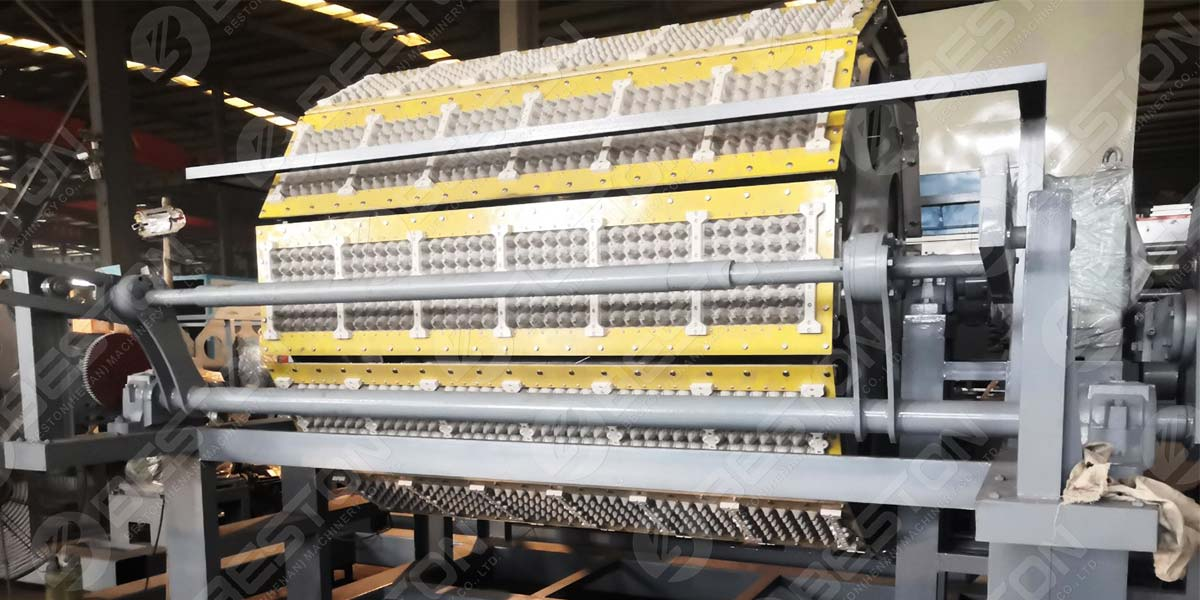 6000-6500pcs Mesin Baki Telur