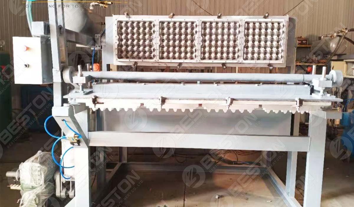 BTF1-4 1500PCS Egg Tray Machine