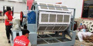 BTF4-8-3500-4500pcs Egg Tray Making Machine
