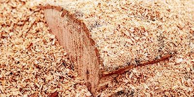 aserrín de madera