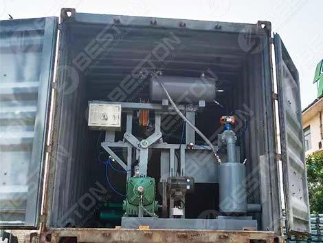BTF1-4 Machine to Peru