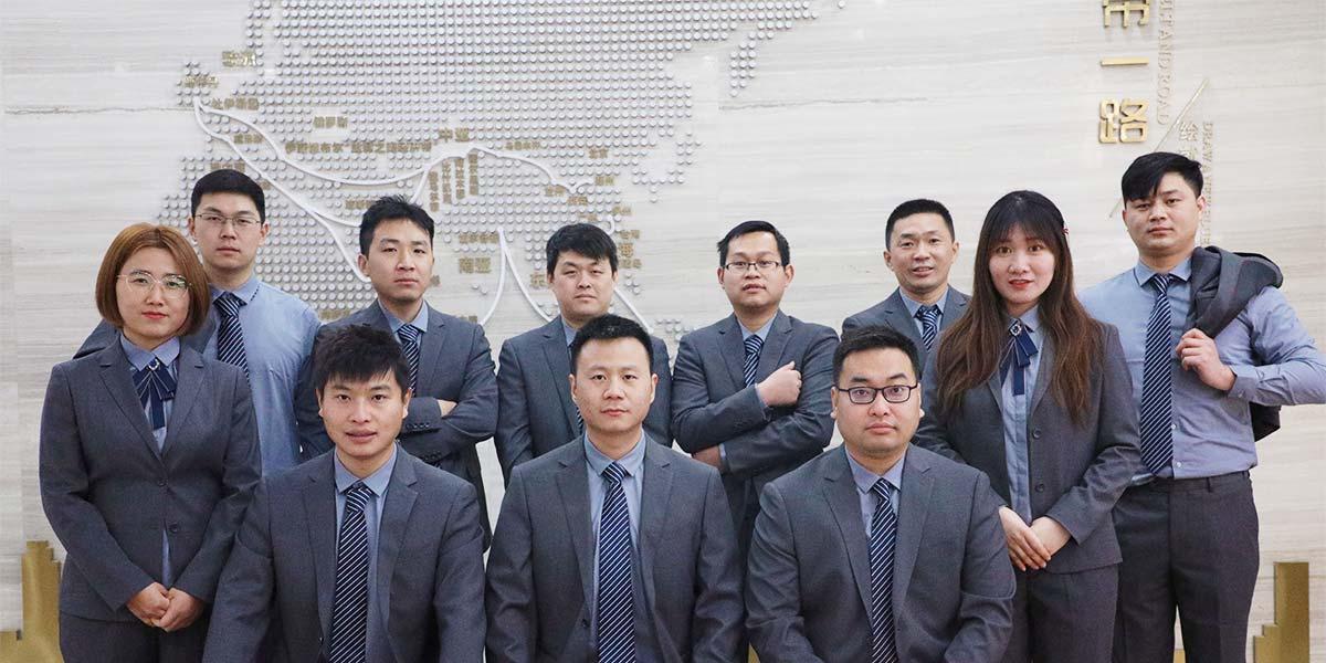 Команда послепродажного обслуживания Beston