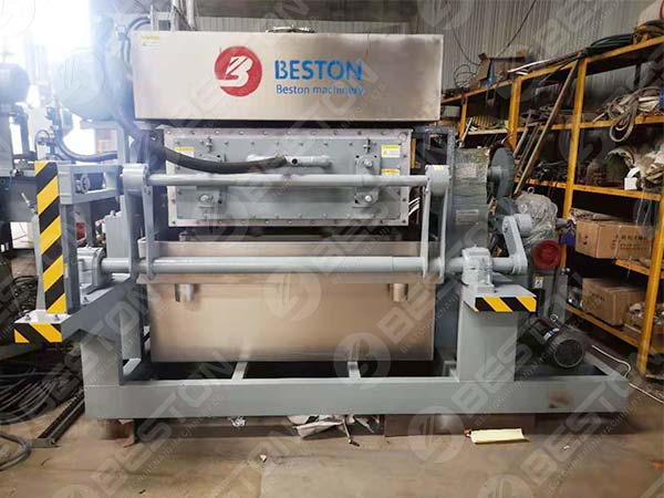Машина для лотков для яиц 2000 шт в Замбию