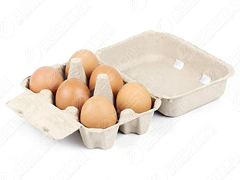 6 Egg Box
