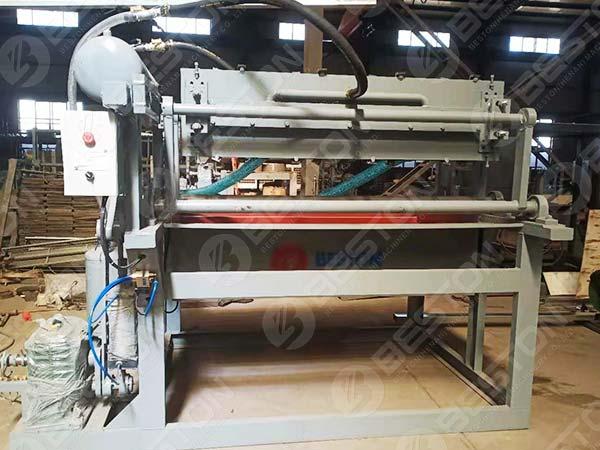 BTF1-4 Egg Tray Machine to Argentina