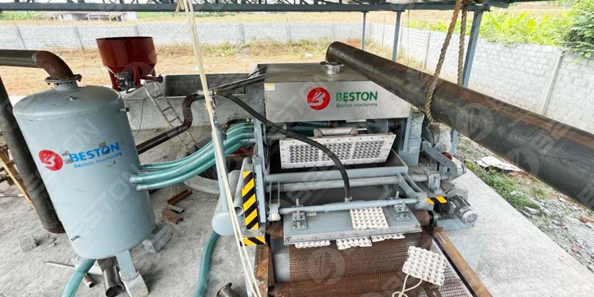 BTF3-4 instalado na Índia