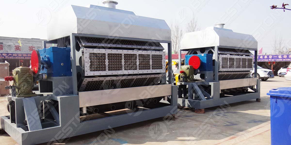 BTF5-8 para o Egito