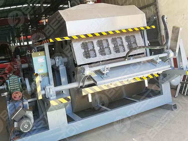 Egg Box Machine for Delivery