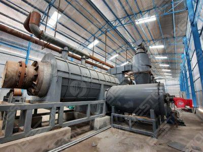 Bamboo Charcoal Making Machine In India