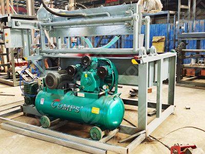 Egg Tray Machine to Burundi