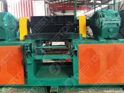 Beston Tire Shredding Machine to Brazil