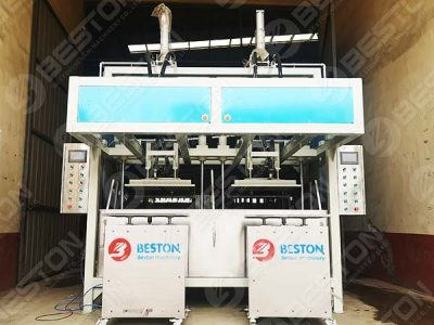 Industrial Paper Packaging Machine to Indonesia