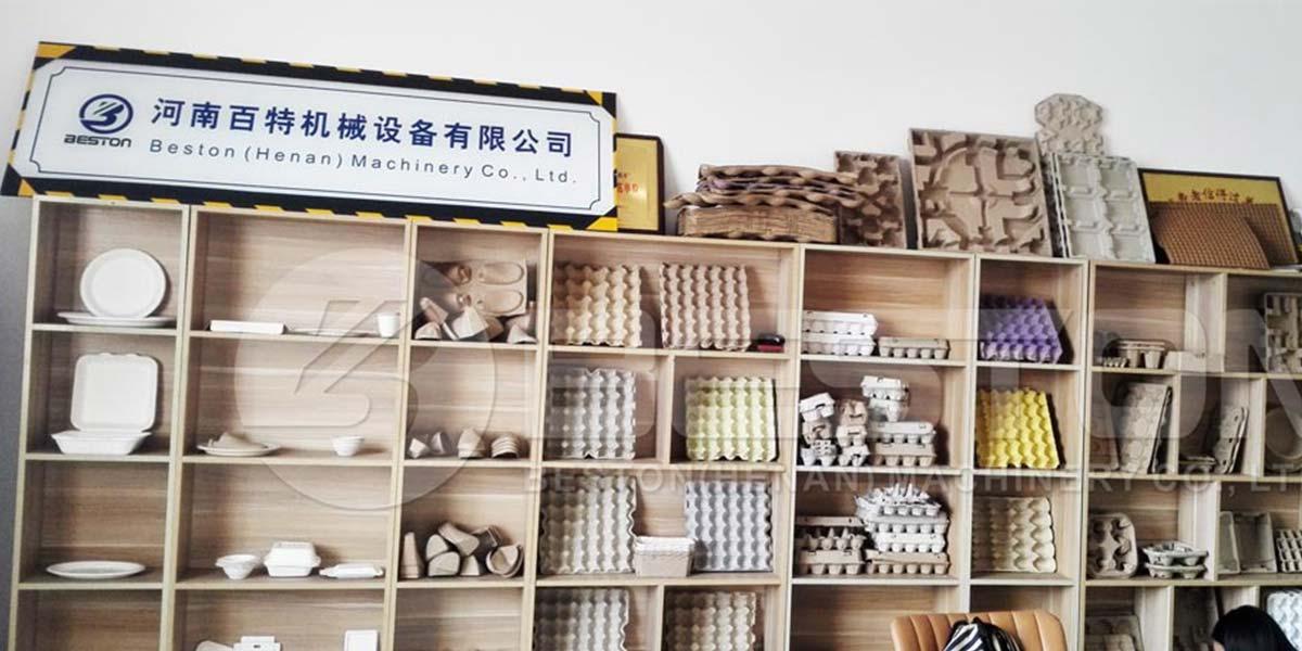 Paper Tray Making Machine Factory
